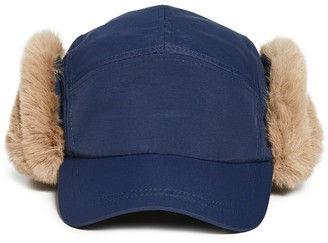 Paul Smith Faux Fur Cap