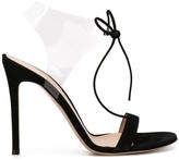Gianvito Rossi Estelle PVC sandals