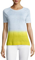 Theory Toraely Sag Harbor Ombre Sweater