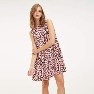 Tommy Hilfiger Pink Leopard Dress
