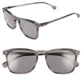 Raen Men's Wiley 54Mm Polarized Sunglasses - Havana Grey