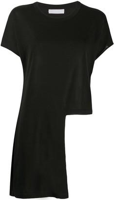 stagni 47 asymmetric round neck T-shirt