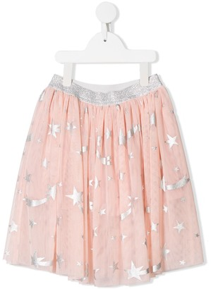 Stella McCartney Star Print Tutu Skirt