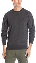 Fred Perry Men's Cotton Crewneck Sweatshirt