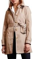 Lauren Ralph Lauren Women's Hooded Raincoat