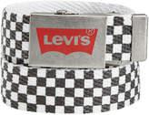 Levi's Printed Belt, Big Boys