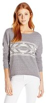 Billabong Women's Free Time Pullover Fleece Sweatshirt