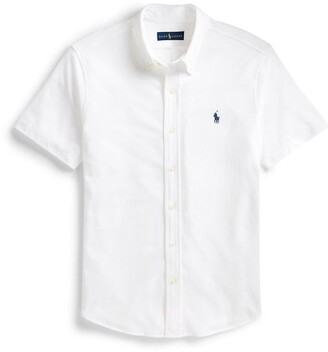 Polo Ralph Lauren Short Sleeve Mesh Shirt