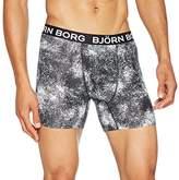 Bjorn Borg Men's 1P Shorts Bb Scribble Sports Underwear