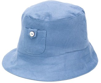 Tartine et Chocolat Linen Bucket Hat