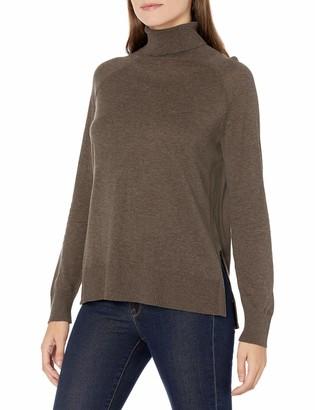 Velvet by Graham & Spencer Women's Valetta Turtleneck Sweater