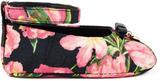 Dolce & Gabbana Tulip print brocade babies