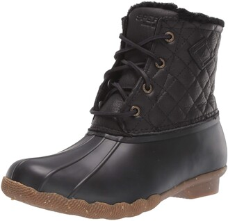 Sperry Womens Saltwater Winter Lux Boots