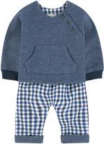 Jean Bourget Fleece sweatshirt and pants