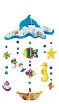 Goki Mobile Underwater World Hanging Toy by
