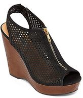 JCPenney Olsenboye Tatum Slingback Wedge Sandals