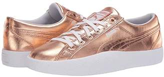 Puma Love Metallic (Rose Gold) Women's Shoes