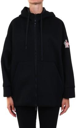MONCLER GRENOBLE Oversized Hooded Sweatshirt