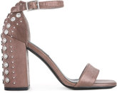 Senso Leila sandals - women - Pig Leather/Synthetic Resin/Kid Leather - 35