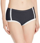 Maidenform Women's Classics Cotton Boyshort