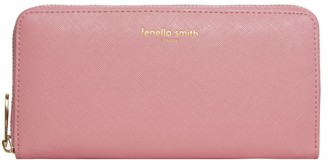 Fenella Smith Blush Pink Vegan Leather Purse