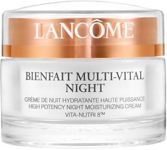 Lancôme Bienfait Multi-Vital Night Cream Moisturizer