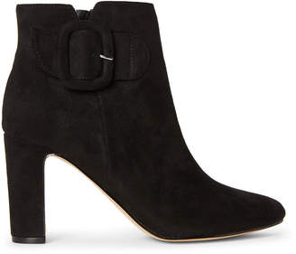 Nine West Black Aora Ankle Booties