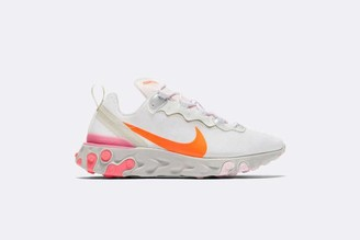 Nike Wmns React Element 55 - 36 / BLANCO / WOM