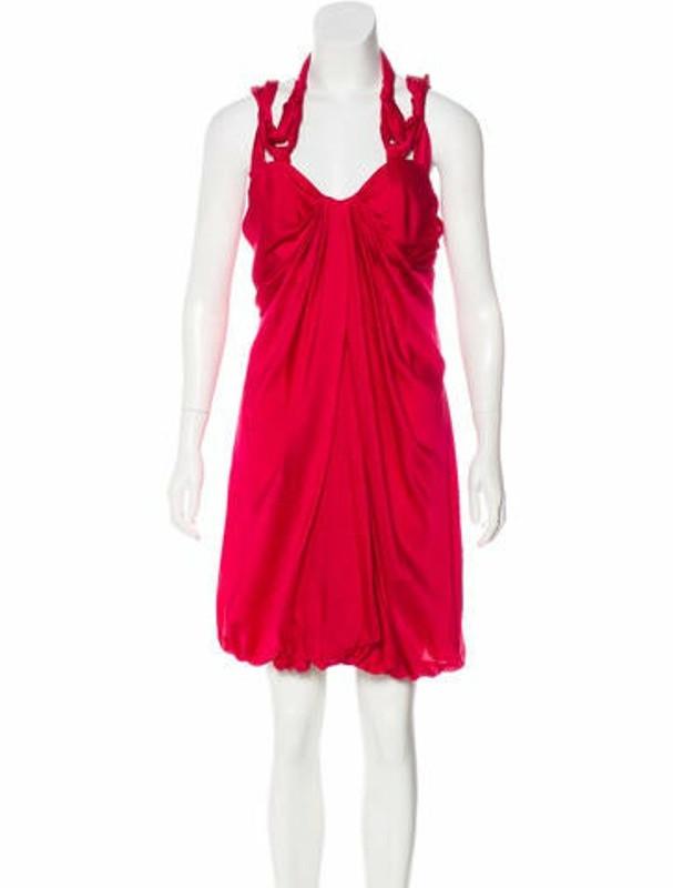 Vionnet Silk Sleeveless Dress w/ Tags