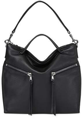 Botkier New Trigger Medium Leather Convertible Hobo