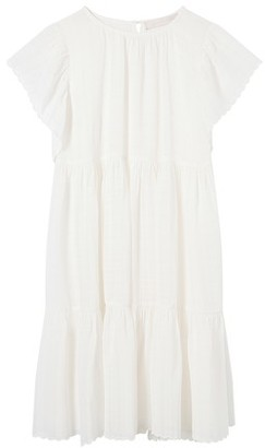 Vanessa Bruno Viscose Newel short dress