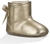 UGG Girls' Jesse Bow Metallic Slip-Ons