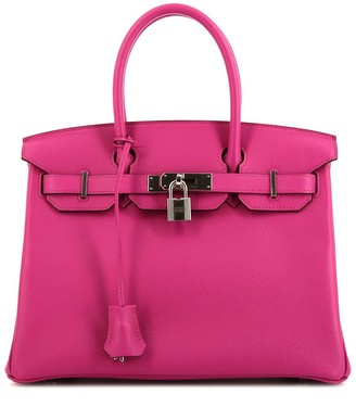 Hermes pre-owned Birkin 30 bag