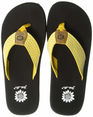Yellow Box Women's Fromy Flip-Flop