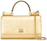 Dolce & Gabbana mini Von wallet crossbody bag - women - Calf Leather - One Size