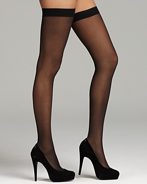 Wolford Thigh Highs - Individual 10 Stay-Up #021663