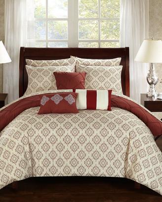 Chic Home Maddie Comforter Set