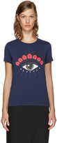 Kenzo Navy Limited Edition Eye T-shirt