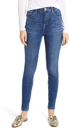 Jag Jeans Cecilia High Waist Ankle Skinny Jeans