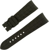 Chopard 22 - 18 mm Rubber Men's Watch Band