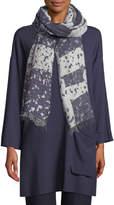 Eileen Fisher Plus Size Bateau-Neck Jersey Tunic