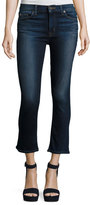 Hudson Harper Cropped Kick-Flare Jeans, Corps