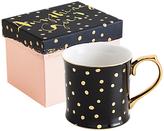 Rosanna Gold Dots Mug