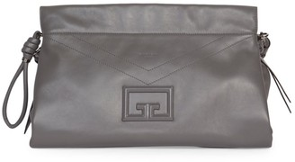 Givenchy Large ID93 Leather Top Handle Bag