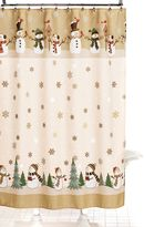 Bed Bath & Beyond Heartland Snowman 70-Inch x 70-Inch Shower Curtain and Hook Set