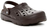 Crocs Dasher Faux Fur Lined Clog (Men&s)