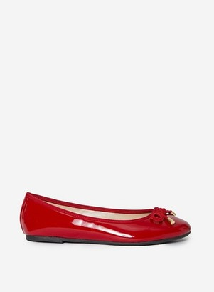 Dorothy Perkins Womens Wide Fit Red 'Peach' Pumps, Red