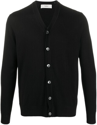 Pringle Button-Down Fitted Cardigan
