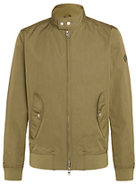J. Lindeberg Travis Harrington Jacket, Military Green