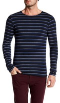 Scotch & Soda Long Sleeve Striped Tee